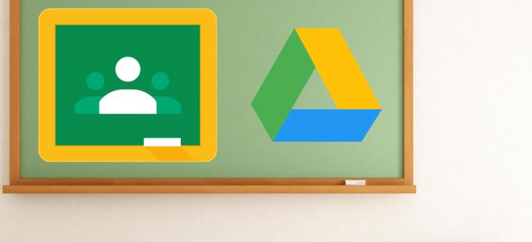 Google Classroom & G Suite logo